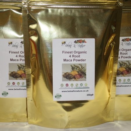 New beleaf in nature Maca powder 450x450 Welcome   we would like to share our passion with you !