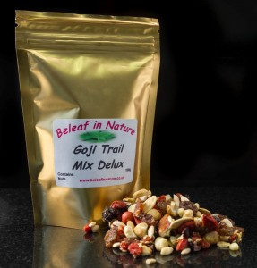 Deluxe Goji Berry Trail Mix