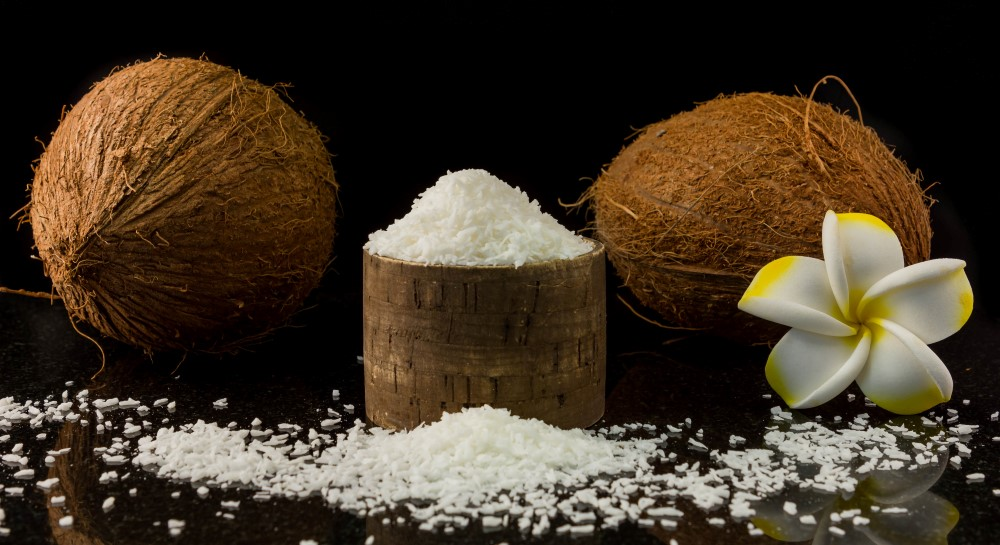 Premium Organic Dessicated Coconut