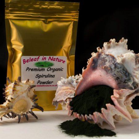 純有機頂級品質節旋藻螺旋藻