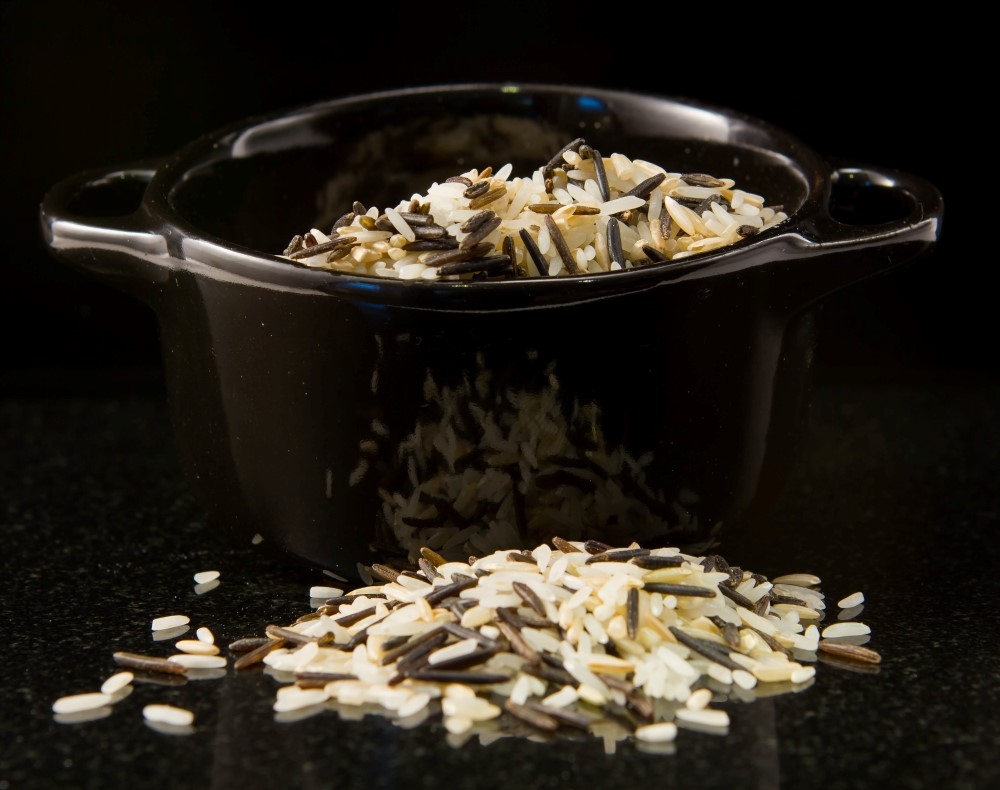 Organic Brown & Wild Long Grain Rice