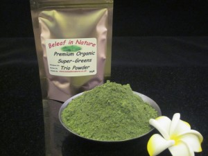 Chlorella Spirulina & Wheat-grass
